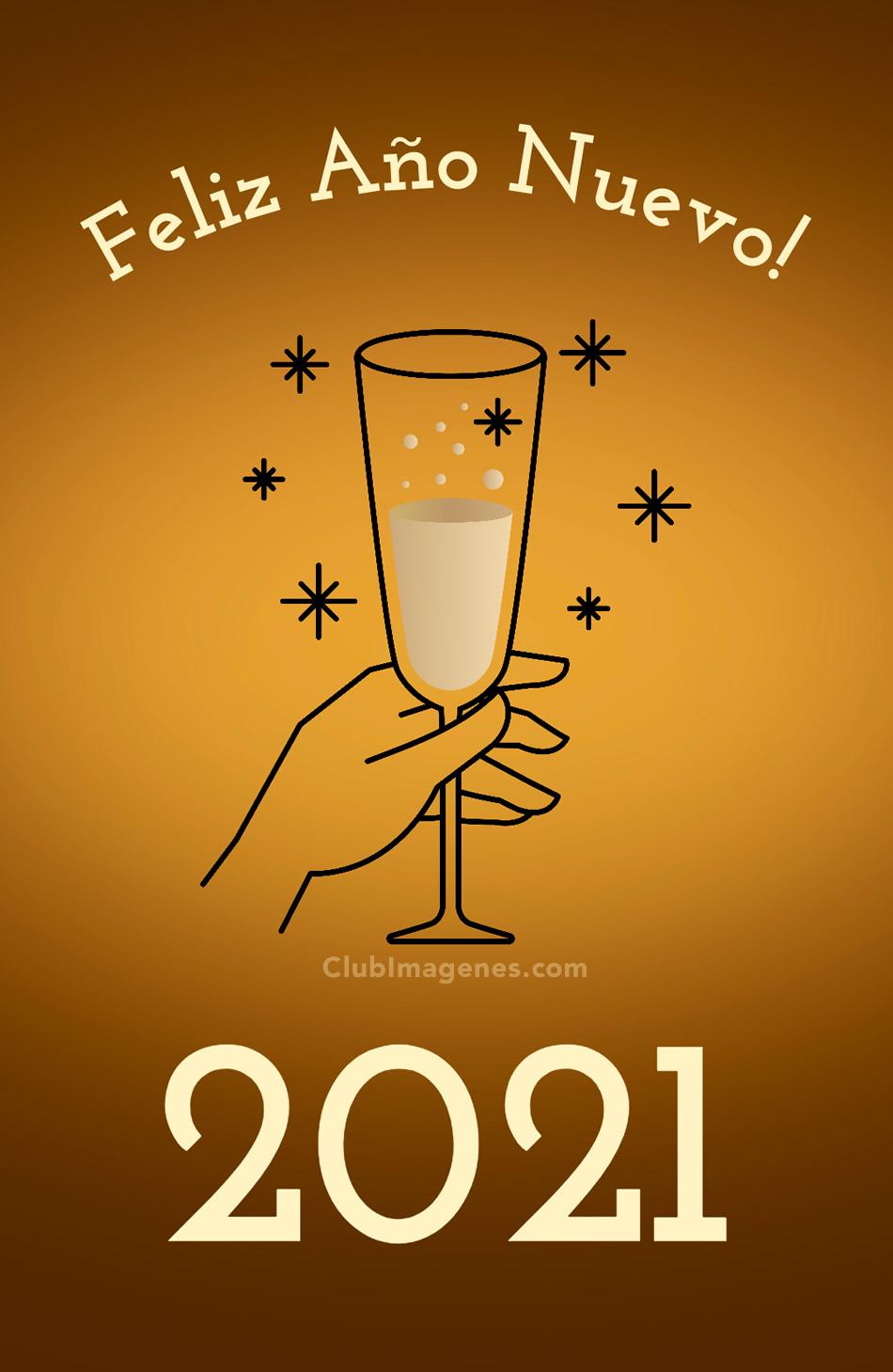Feliz Año Nuevo! 2021