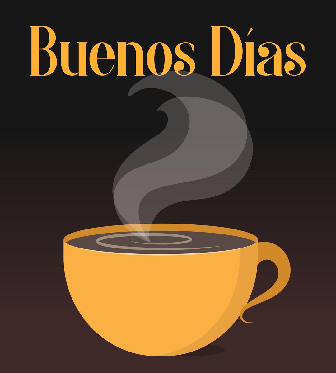 El aroma del café para...