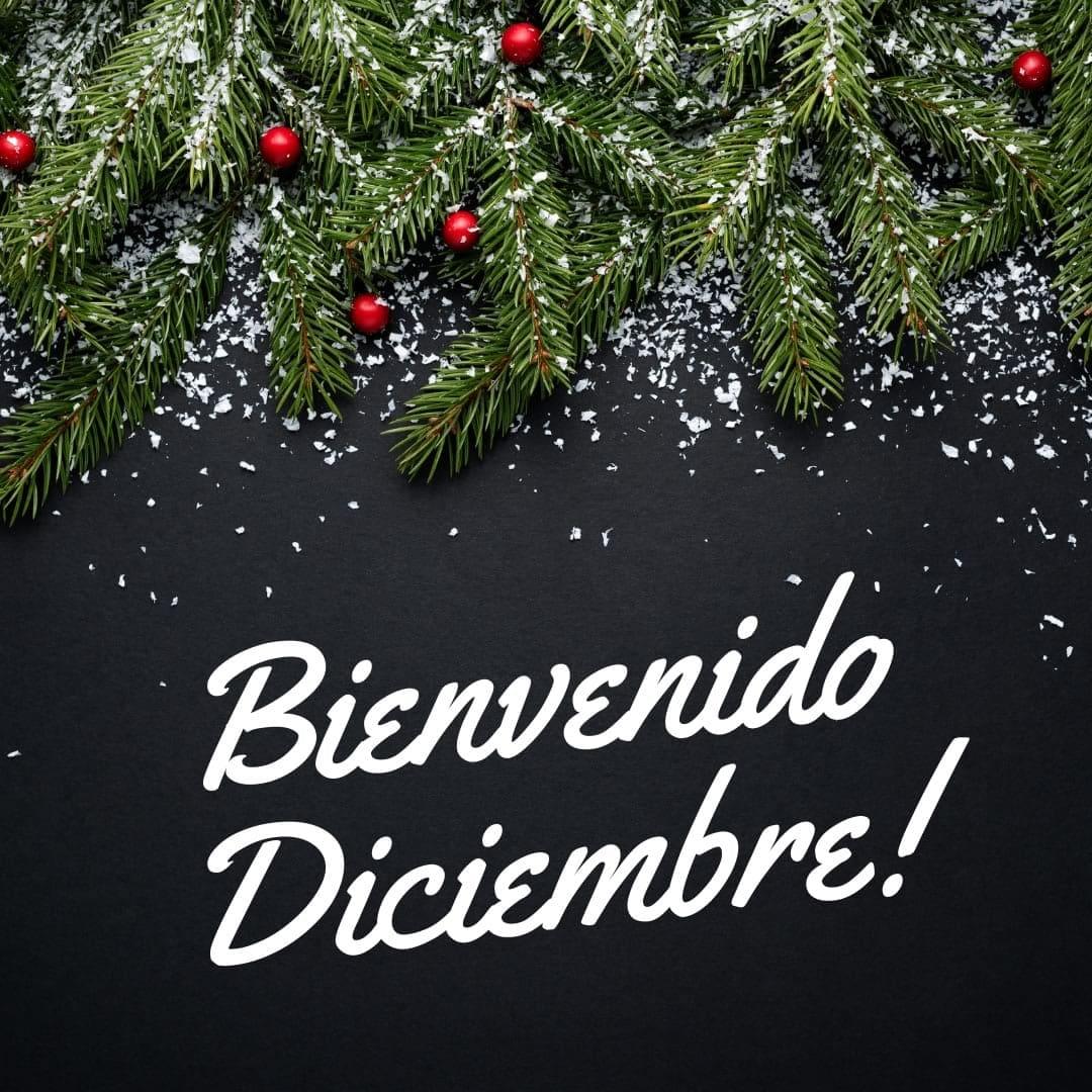 Bienvenido Diciembre!