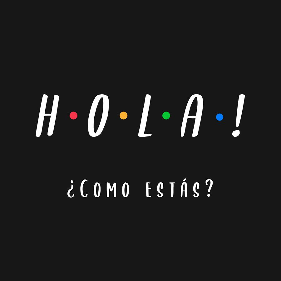 Hola! ¿Como...