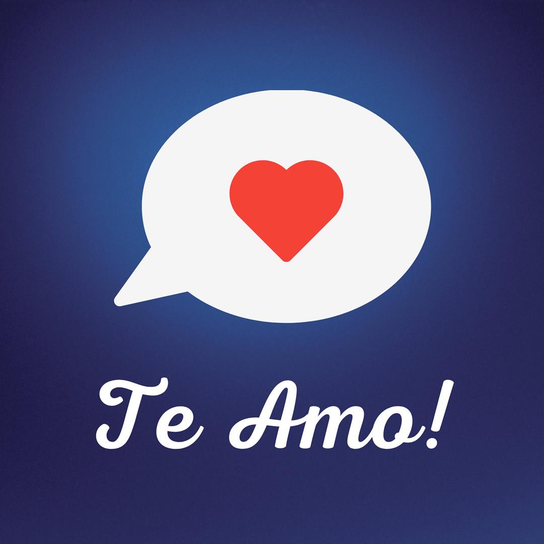 Te Amo!