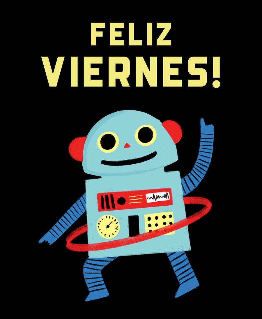 Feliz Viernes!